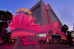 THE FLAMINGO HOTEL, LV