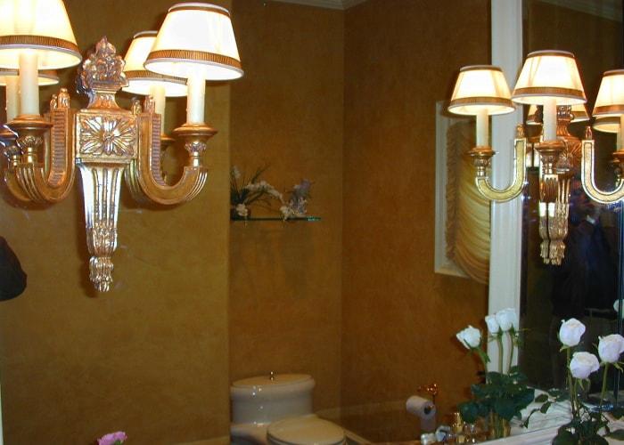 venetian plaster bathroom-min